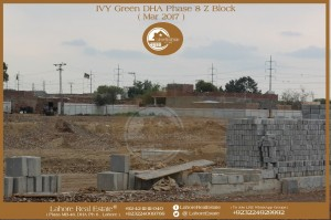 IVY Green DHA Lahore Phase 8 Z Block