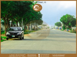 DHA Lahore Phase 6-8