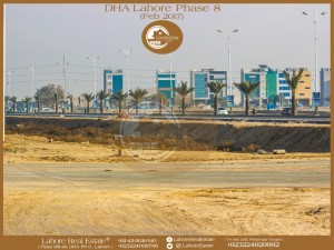 DHA Lahore Phase 8-1