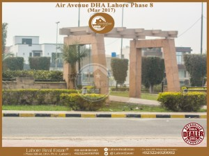 DHA Lahore Phase 8 Air Avenue