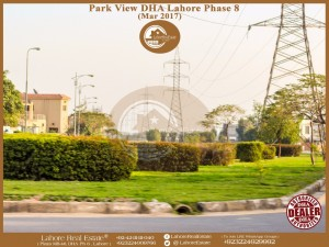 DHA Lahore Phase 8 Parkview