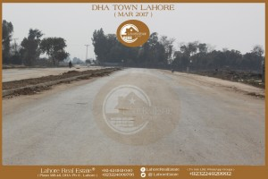 DHA Town Lahore 3